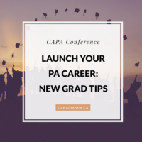 Launch your Physician Assistant Career