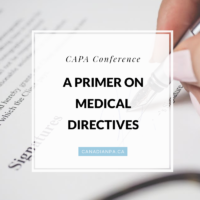 A Primer on Medical Directives