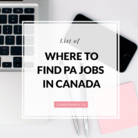 Physician Assistant Jobs in Canada