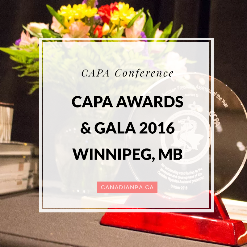 CAPA awards