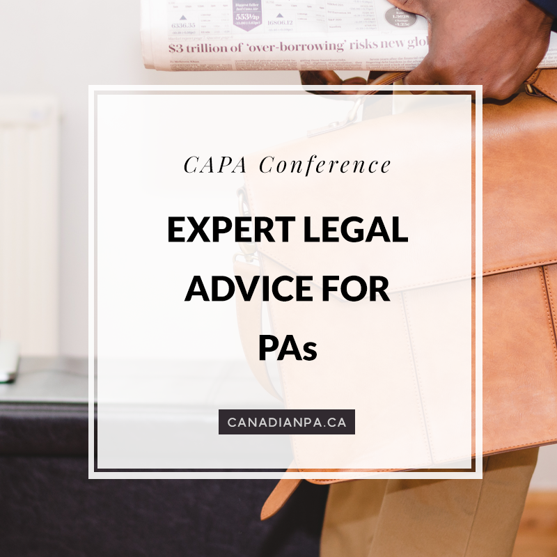 Expert Legal Advice for PAs